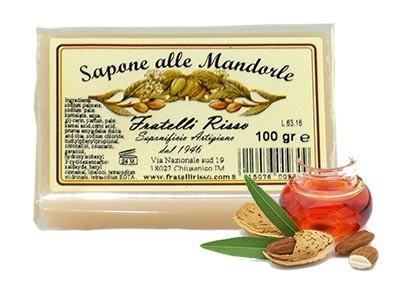 Sapone all'olio di Mandorle dolci