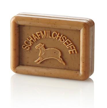 Ovis Schafmilchseife mit Sandelholz