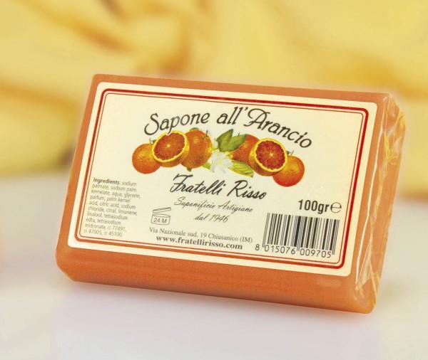 Sapone all' Arancio