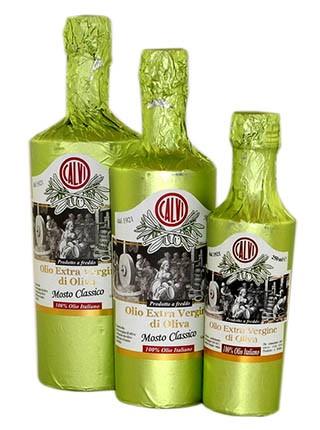 Calvis Olivenöl extra vergine