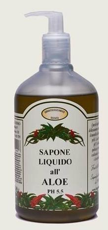 Flüssigseife mit Aloe-Vera-Extrakt
