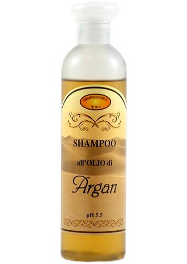 Shampoo auf Basis des Arganöls