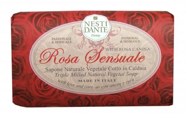 Rosa Sensuale Seife